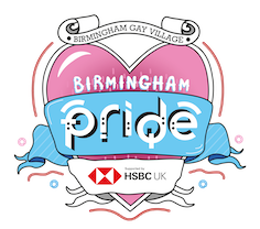Birmingham Pride Logo
